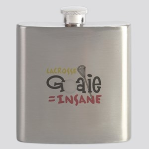 Lacrosse = Insane Flask