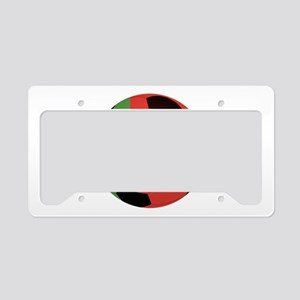 2014 World Champs Ball - Portugal License Plate Ho