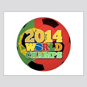 2014 World Champs Ball - Portugal Posters