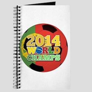 2014 World Champs Ball - Portugal Journal