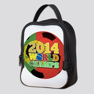 2014 World Champs Ball - Portugal Neoprene Lunch B