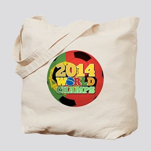 2014 World Champs Ball - Portugal Tote Bag