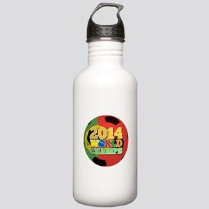 2014 World Champs Ball - Portugal Water Bottle