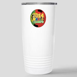 2014 World Champs Ball - Portugal Travel Mug