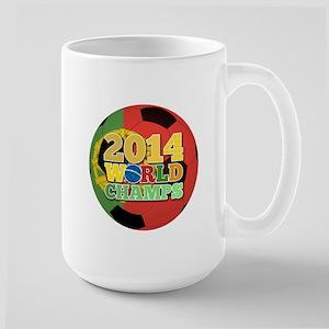 2014 World Champs Ball - Portugal Mugs