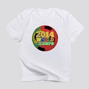 2014 World Champs Ball - Portugal Infant T-Shirt