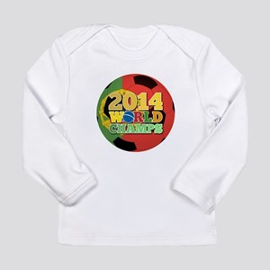 2014 World Champs Ball - Portugal Long Sleeve T-Sh