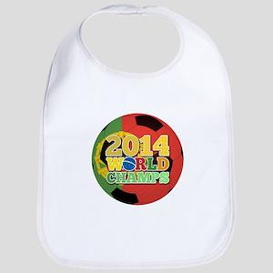 2014 World Champs Ball - Portugal Bib