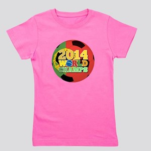 2014 World Champs Ball - Portugal Girl's Tee