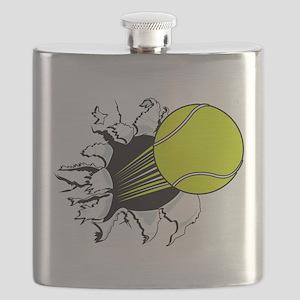 Breakthrough Tennis Ball Flask