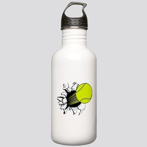 Breakthrough Tennis Ba Stainless Water Bottle 1.0L