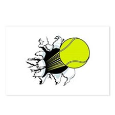 Breakthrough Tennis Ball Postcards (Package of 8)