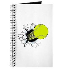 Breakthrough Tennis Ball Journal