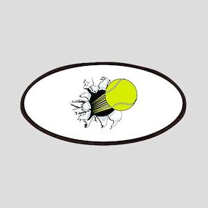 Breakthrough Tennis Ball Patches