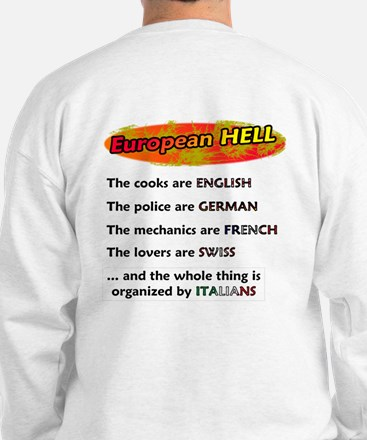 Heaven and Hell Europe Sweatshirt