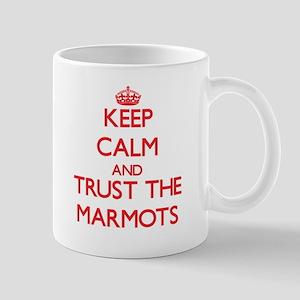 Keep calm and Trust the Marmots Mugs