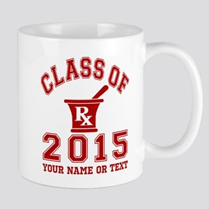 Class Of 2015 Pharmacy Mugs