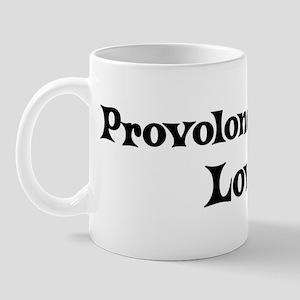 Provolone Cheese lover Mug