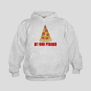 My Food Pyramid Hoodie