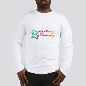 Respiratory Therapy Long Sleeve T-Shirt