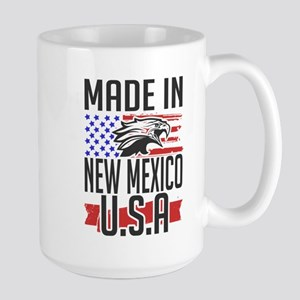 MADE IN NEW MEXICO USA Mugs