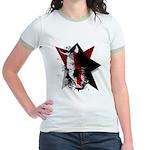 Devil Star Jr. Ringer T-Shirt