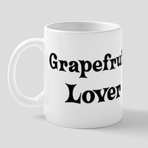 Grapefruit lover Mug