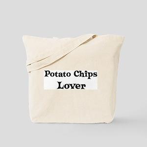 Potato Chips lover Tote Bag