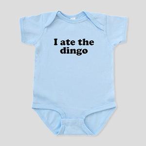 I Ate The Dingo Body Suit