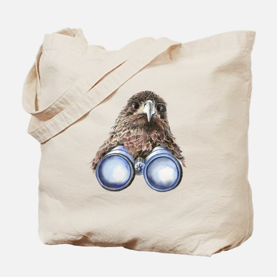 birdwatchingpng Tote Bag