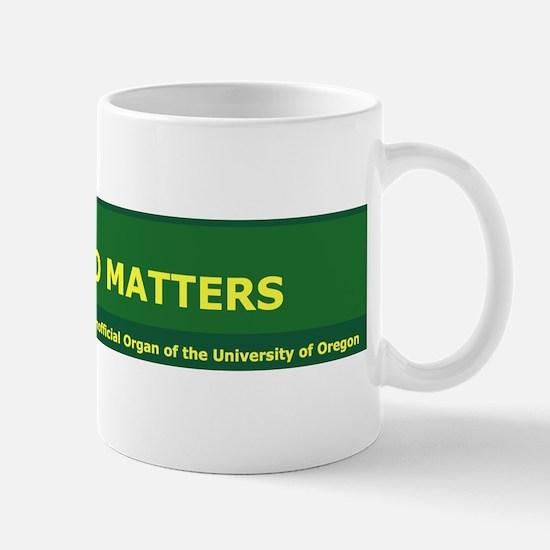 Uo Matters Classic Mugs