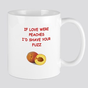 peaches Mugs