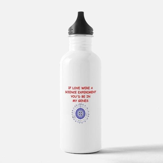 genes Water Bottle