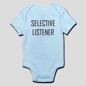 Selective Listener Body Suit