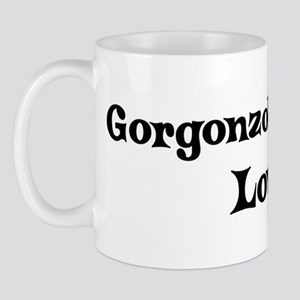 Gorgonzola Cheese lover Mug