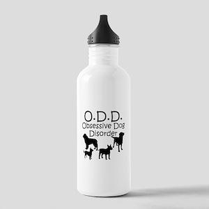 Obsessive Dog Disorder Water Bottle