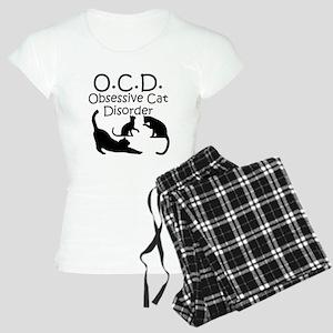 Obsessive Cat Disorder Pajamas
