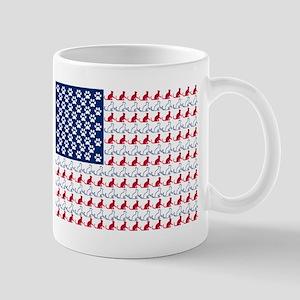 Cat Flag Mugs