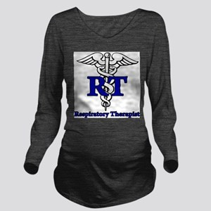 RT (b) 10x10 Long Sleeve Maternity T-Shirt
