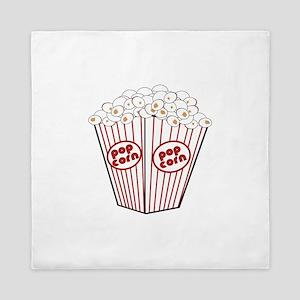 Popcorn Queen Duvet