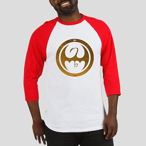 Marvel Ironfist Logo Baseball Jersey