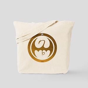 Marvel Ironfist Logo Tote Bag