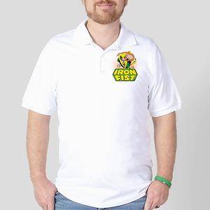 Iron Fist Golf Shirt