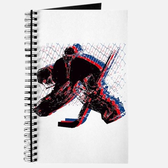 Hockey Goaler Journal