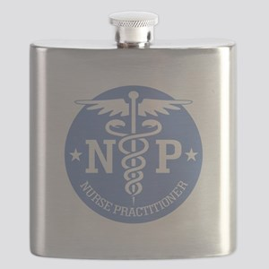 Caduceus NP (rd) Flask