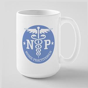 Caduceus NP (rd) Mugs