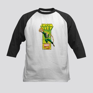 Iron Fist Masthead Kids Baseball Jersey