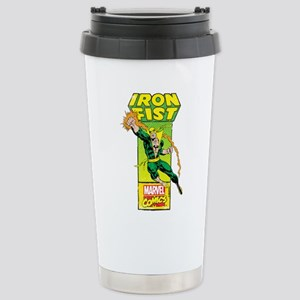 Iron Fist Masthead Stainless Steel Travel Mug