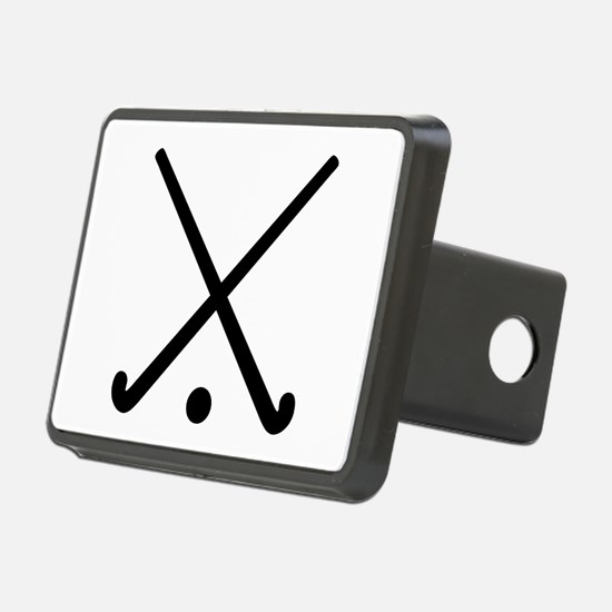 Crossed Field hockey clubs Hitch Cover