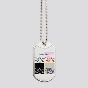 Right On Cp Dog Tags